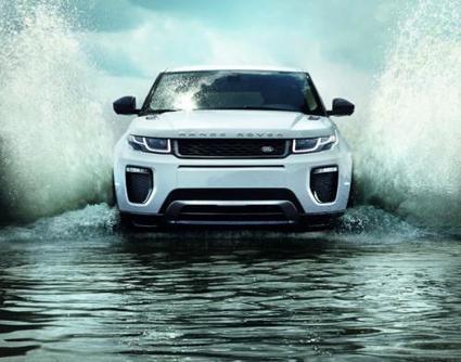 Range Rover Evoque Facelift Visits Geneva - SpeedLux | Technology | Scoop.it