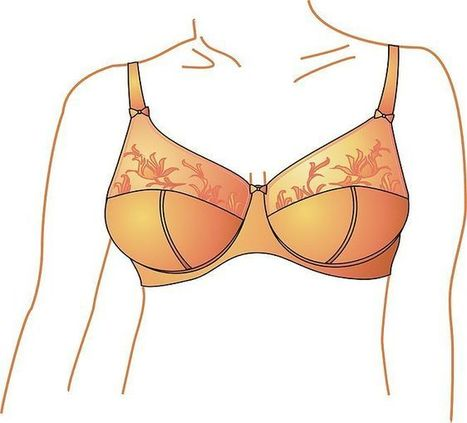 Stress-buster: Microsoft bra battles emotional overeating | Fitness and Weight loss | Scoop.it