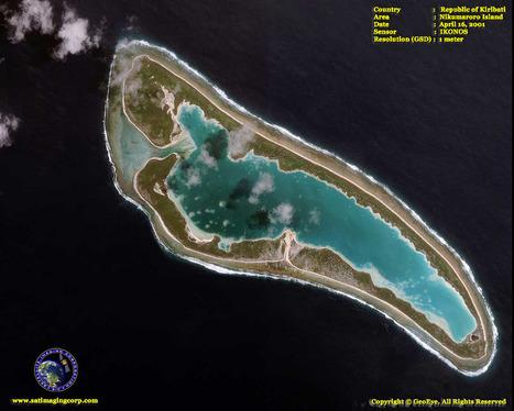 Satellite Image of Nikumaroro Island – Amelia Earhart's FinalDestination? | Remote Sensing News | Scoop.it