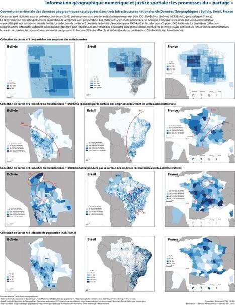 Information géographique numérique et justice spatiale : les promesses du « partage » [jssj.org]   DataViz   Scoop.it