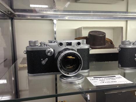 The 36th ICS World Used Camera Fair Report - Japan Camera Hunter | L'actualité de l'argentique | Scoop.it