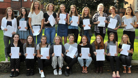 A-level results: Loreto pupils enjoy record-breaking year - | Trafford News | Scoop.it