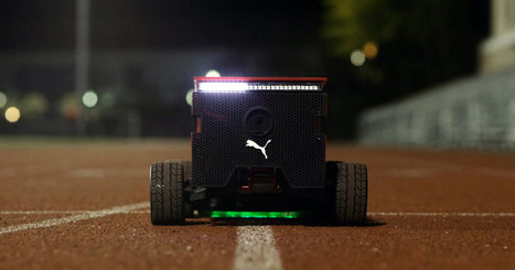 Is Puma's new robot runner faster than Usain Bolt? | Raspberry Pi | Scoop.it
