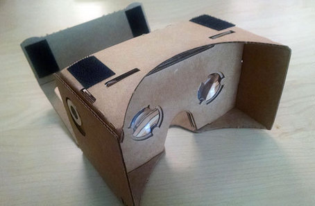 Google's Oculus-defying VR headset is made of CARDBOARD – no joke | UX Wins, Fails, and WTFs | Scoop.it