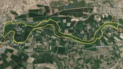 Proyectan un paseo fluvial para conectar el Valle del Aragón | Ordenación del Territorio | Scoop.it