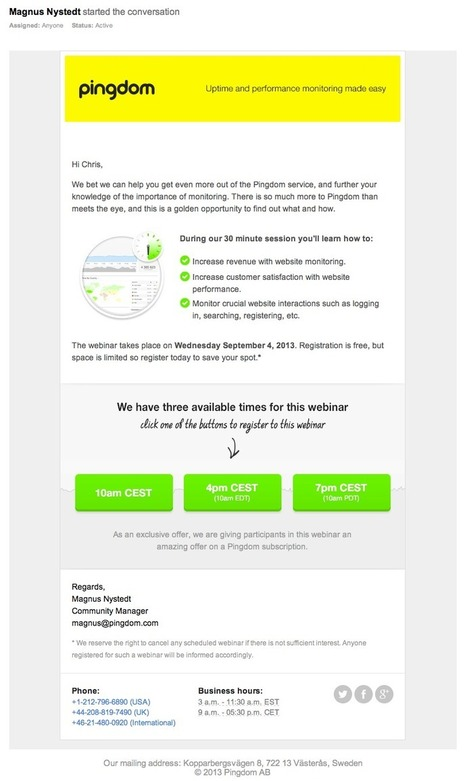 Convert Like A Pro With These 5 Lifecycle Email Marketing ... | eCRM and Email Marketing | Scoop.it