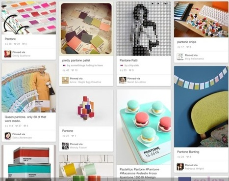 Five examples of brands that are nailing Pinterest | Social is Visual by Heaven | Scoop.it