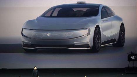 La Chine et ses villes encombrées, possible eldorado de la voiture autonome | Pulseo - Centre d'innovation technologique du Grand Dax | Scoop.it