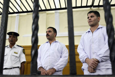 Egyptians unhappy with lenient sentence for Khaled Said's killers | Coveting Freedom | Scoop.it