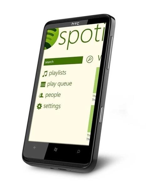 Spotify lanza aplicaciones gratis para mejorar su servicio de música   Radio 2.0 (En & Fr)   Scoop.it