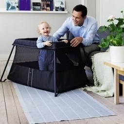 Babybjorn - Lit parapluie Babybjorn, lit de voyage light : avis d'experts | Parce que chaque bébé est unique... | Scoop.it