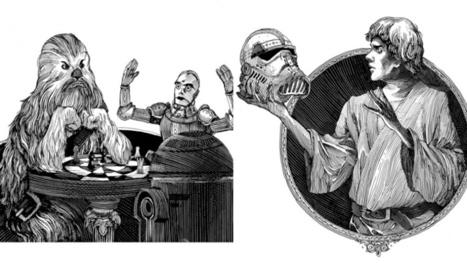 "What if Shakespeare wrote Star Wars? ""Alas, poor Stormtrooper!"" | education | Scoop.it"