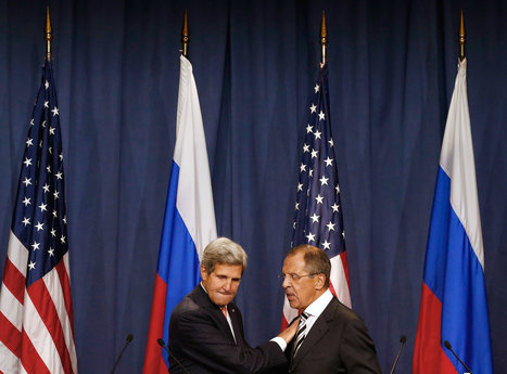 US and Russia Reach Deal to Destroy Syria's Chemical Arms - New York Times | world | Scoop.it