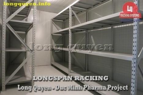 Giá kệ kho hàng hạng trung Longspan Rack | noithatlongquyen | Scoop.it