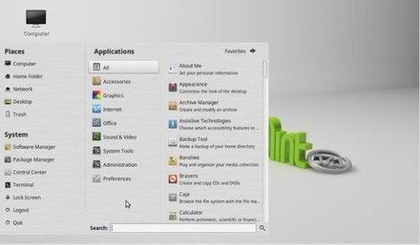 Eerste indruk van Linux Mint 17.1 Cinnamon en MATE - ZDNet.be | LINUX UBUNTU | Scoop.it