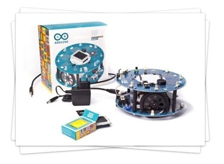 Hack the Arduino Robot: join the competition! | Randomgrid | Scoop.it