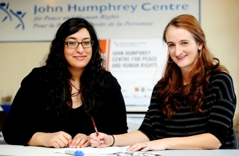 Edmonton human rights centre aims to bridge youth differences on religion | Law and Religion | Scoop.it