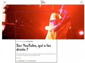 """Youtube : des """"miettes"""" reversées pour la musique (Les Jours)   Médiathèque : un nouvel essor   Scoop.it"""