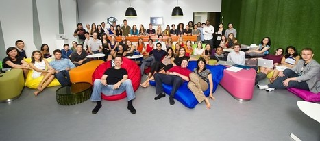 Mindvalley   we spread enlightened ideas   The Future of Publishing?   Disruptive Influencers   Scoop.it