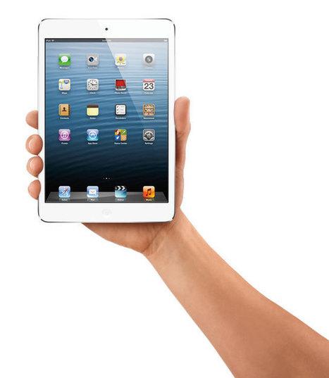 Apple's iPad mini already on pace to outsell Retina iPad | iMatt Solutions | Scoop.it