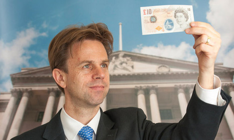 Plastic banknotes: Bank of England plans to modernise from paper   CLSG Economics: Macroeconomics   Scoop.it
