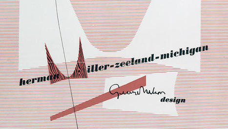How Design Legend Irving Harper Created The Herman Miller Logo | Avant-garde Art & Design | Scoop.it