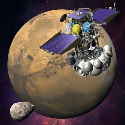 Russia to try again for Phobos-Grunt? | Space matters | Scoop.it