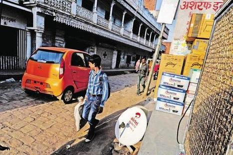 New 'census' towns showcase new India | Energy efficiency, Upcoming technology and India | Scoop.it