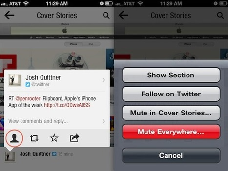 Nine Ways That You, Too, Can be a Flipboard for iPhone Power User | Inside Flipboard | Topics of my interest | Scoop.it