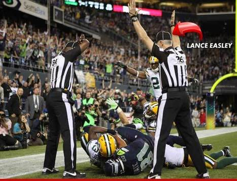 NFL Replacement Ref Lance Easley: I Made the Right Call | The Packers | Scoop.it