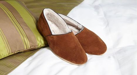 Affordable and Soft Sheepskin Moccasins for your feet   Sheepskin Slippers and Boots   Scoop.it