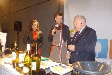Biarritz : il fait chanter le bon vin | Oenotourisme en Entre-deux-Mers | Scoop.it