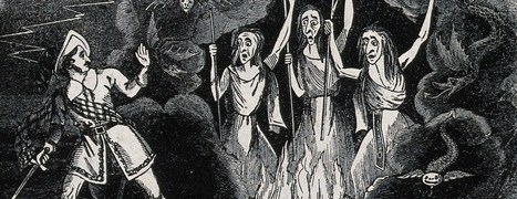 Shakespeare: living in a world of witches | OUPblog | Gothic Literature | Scoop.it