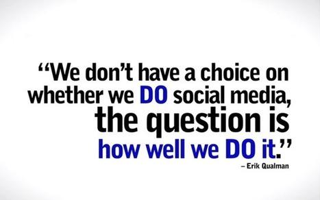 Sfaturi în Social Media care îți vor scoate business-ul în evidență | Social Media Corner | Scoop.it