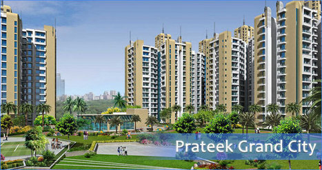 Prateek Grand City | NH-24 Siddharth Vihar Ghaziabad | www.panchsheelgreens2.ind.in | Scoop.it