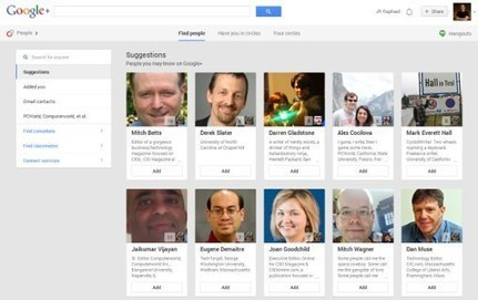 Getting around Google Plus: Expand your circles — and your influence