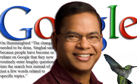 Google Hummingbird | Socialized SEO | Scoop.it