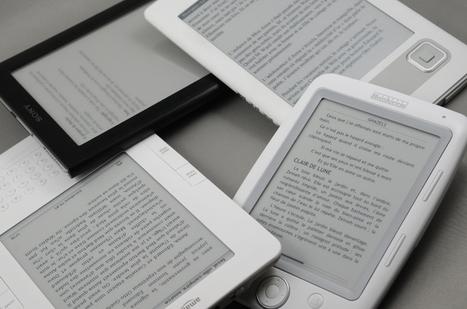Marché du livre numérique en France : une progression très timide | édition numérique | Scoop.it
