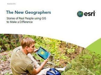 Los nuevos geógrafos | Nuevas Geografías | Scoop.it
