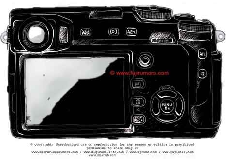 Fujifilm X-Pro2 Controls explained… and see it in black :) | Fuji Rumors | Fuji X-E1 and X100(S) | Scoop.it