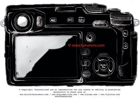 Fujifilm X-Pro2 Controls explained… and see it in black :)   Fuji Rumors   Fuji X-E1 and X100(S)   Scoop.it