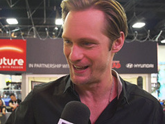 Alexander Skarsgard Had 'A Lot Of Fun' With 'True Blood' Bromance  - Music, Celebrity, Artist News | MTV | For Lovers of Paranormal Romance | Scoop.it