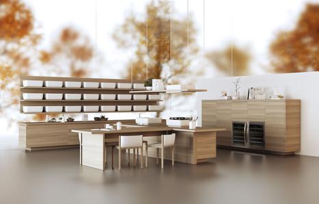 Scavolini chiama Nendo per Eurocucina - Living | Salone del mobile 2014 | Scoop.it
