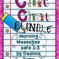 Chit Chat Morning Messages BUNDLE {aligned with Common Core} | Resources for Teaching Reading | Scoop.it