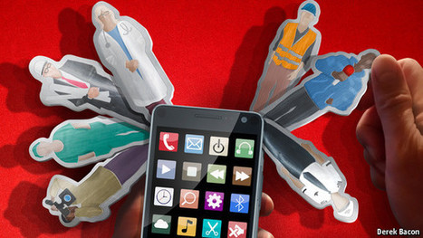 There's an app for that | Future of Work | Scoop.it