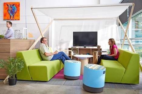 How Awesome is Your Office? | Collaborative, Productive and Innovative Workspaces | Scoop.it
