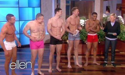I ragazzi-oggetto di Ellen DeGeneres | JIMIPARADISE! | Scoop.it