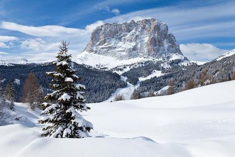 The spectacular Italian Dolomites: take the kids to the slopes for less | The Times | Italia Mia | Scoop.it