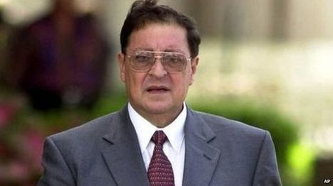 US deports El Salvador ex-general Casanova over abuses | Upsetment | Scoop.it