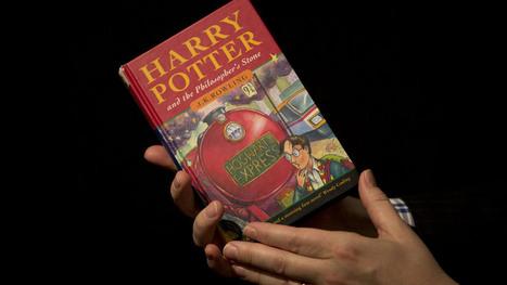Fouillez votre bibliothèque, la première édition de Harry Potter est un véritable trésor | BiblioLivre | Scoop.it